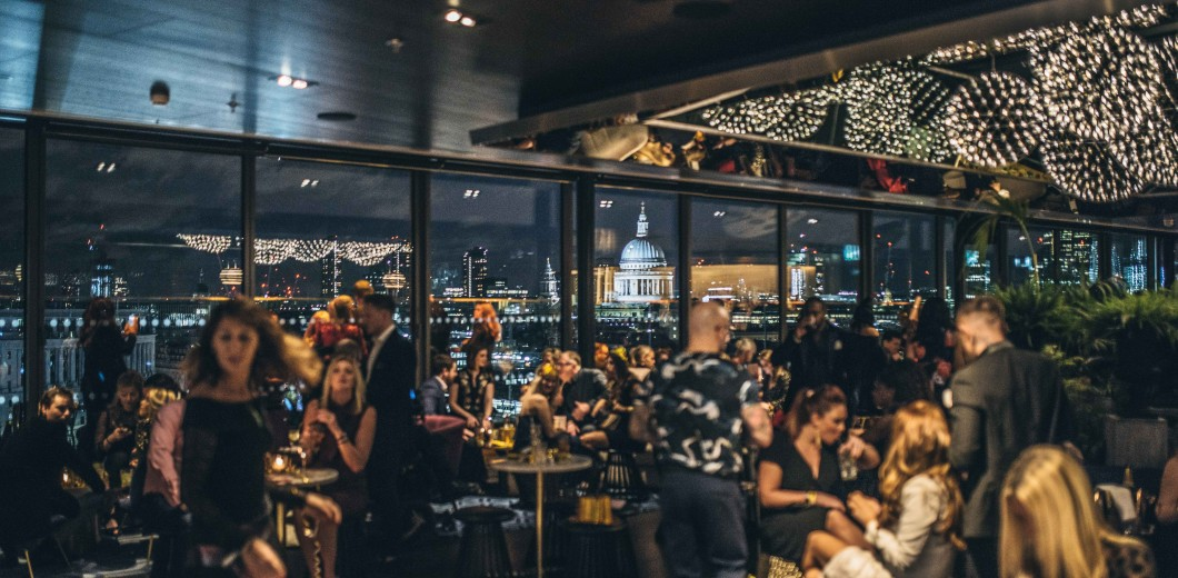 Festive Menu 12th Knot at Sea Containers London