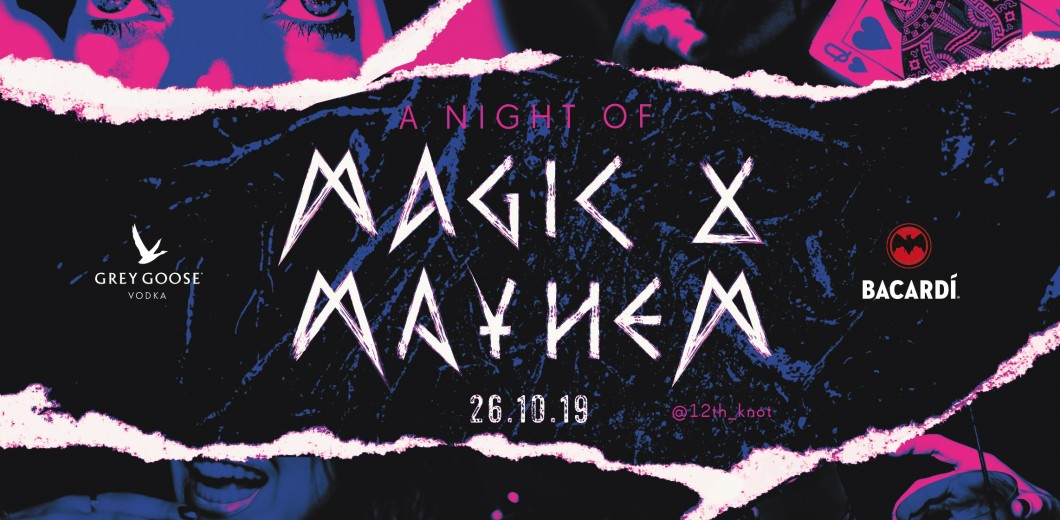 Magic and Mayhem 12th Knot Sea Containers London