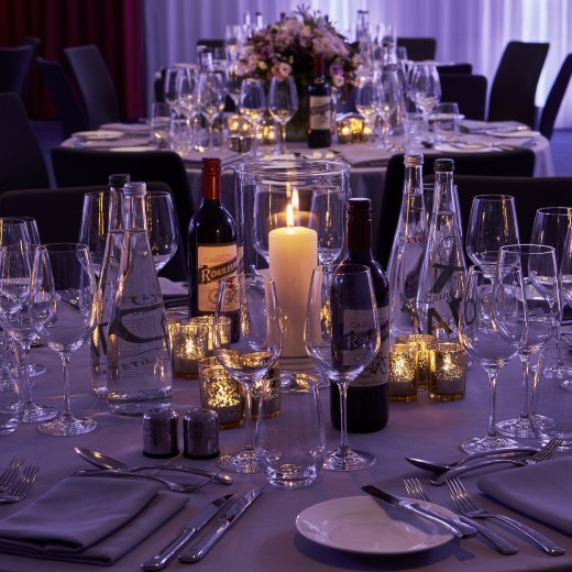 We'll take care of all the little details for your event