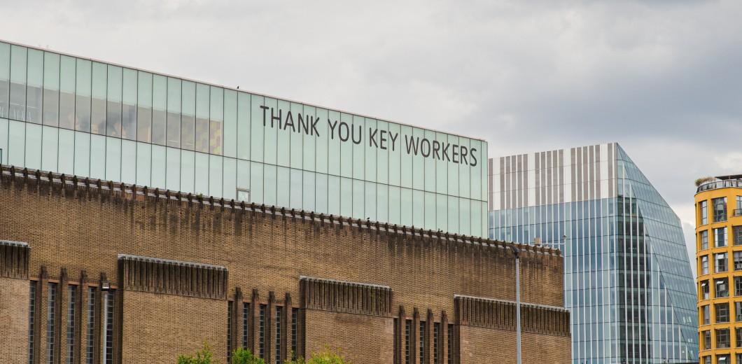 Tate Modern | reopens | 27 July | Bankside London