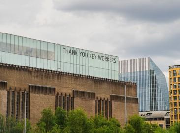 Tate Modern   reopens   27 July   Bankside London