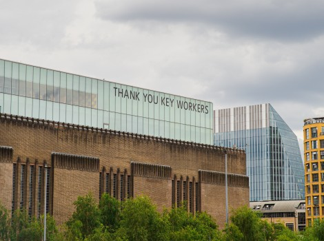 Tate Modern | reopens | 27 July | Bankside London