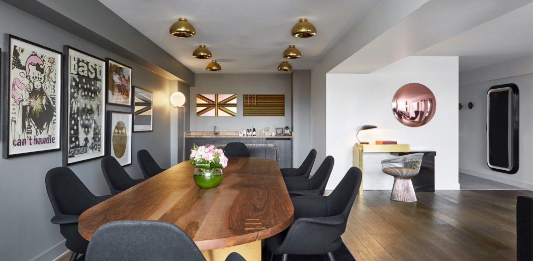 Sea Containers Apartment