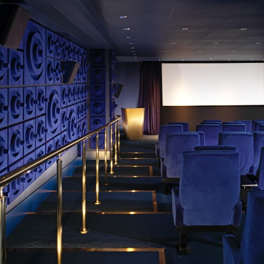 Curzon Cinema Screening Room