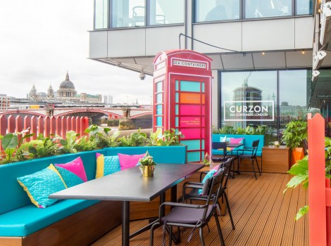 Laurent-Perrier Sea Containers Terrace