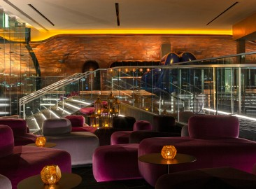 Sea Containers Hotel Foyer