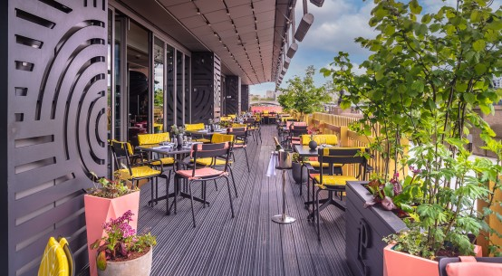 Laurent-Perrier Summer Terrace 2021