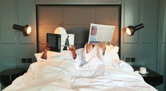 Sea Containers London - Fall into Bed