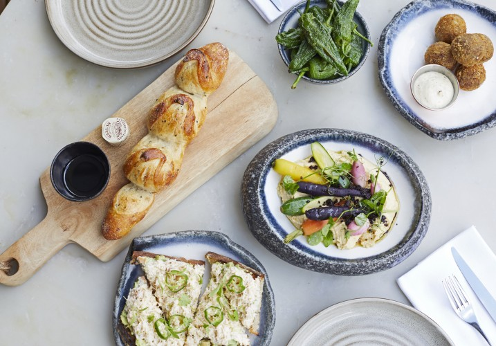 EOTHO continues at Sea Containers Restaurant