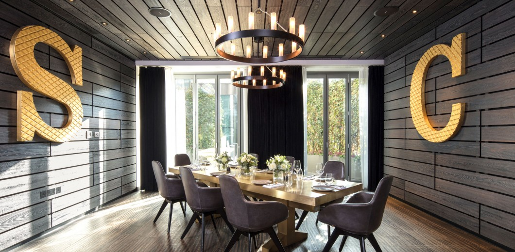 Sea Containers Restaurant - Private Dining