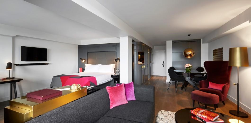 Riverview Balcony Suite