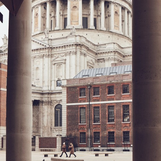 You can never have too many photos of St Paul's Cathedral. Ever.