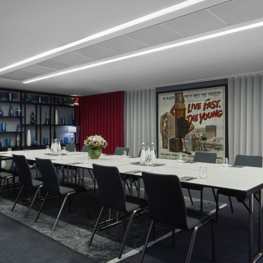 An ideal setting for your special event in London, our studios offer a variety of setups tailored to your requirements
