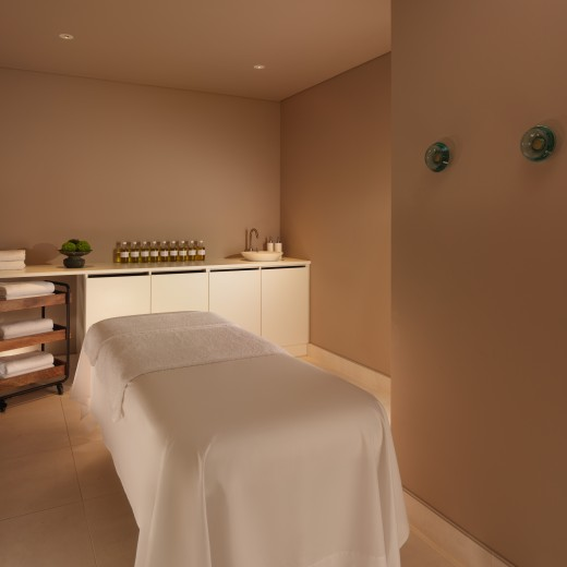 From facials to massages, soothe away your stresses in agua Spa