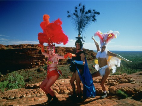 Drag queens in the desert